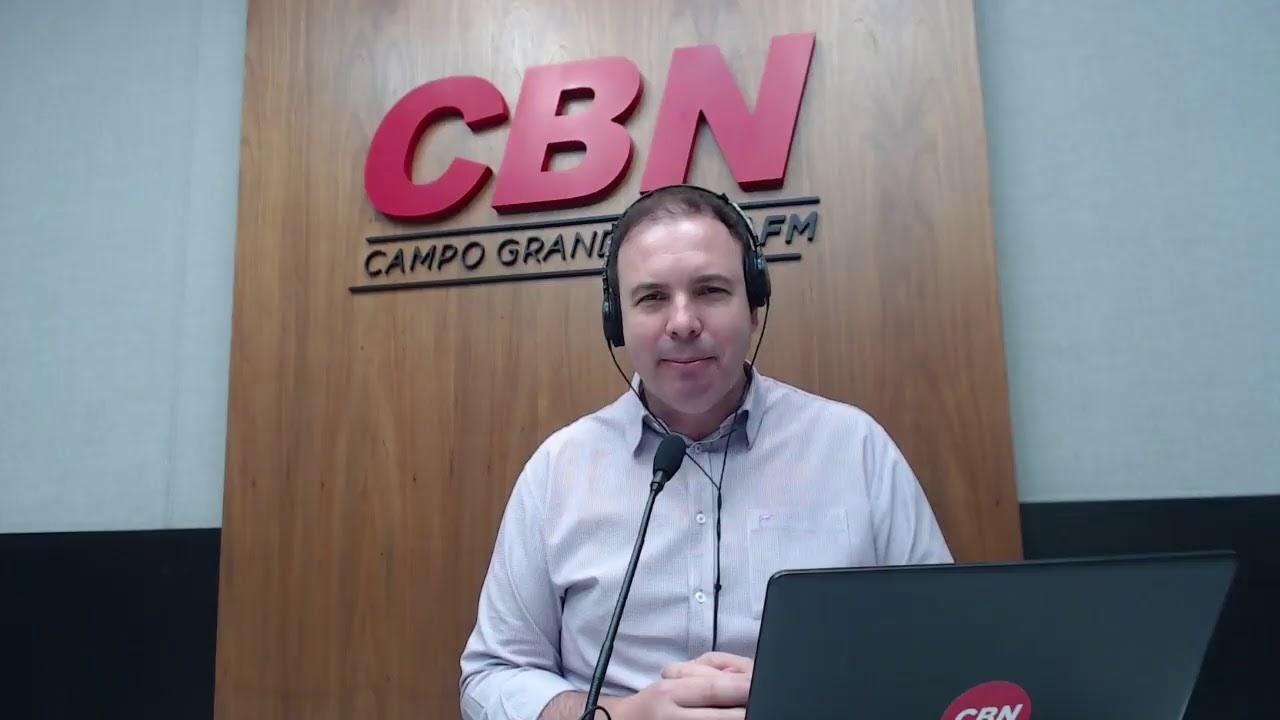 CBN Campo Grande (13/10/2020) – com Ginez Cesar