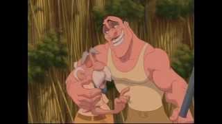 Tarzan Sex: A Disney Dub Disaster