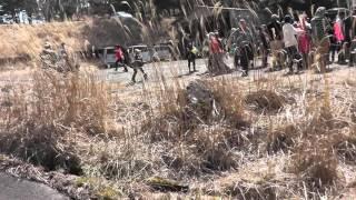 第20回 龍馬ハネムーンウォーク in 霧島 霧島温泉コース 第一おもてなし地点 2016年3月20日