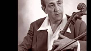 Piatigorsky Plays Rubinstein