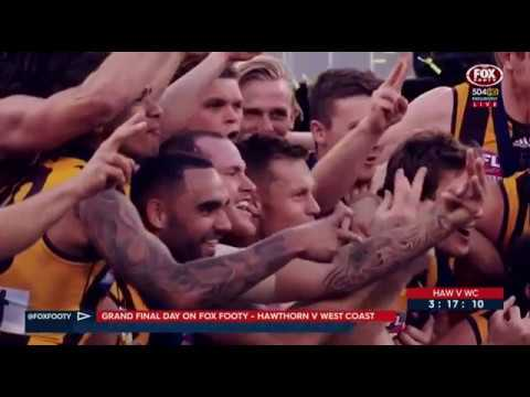 2015 AFL Grand Final Fox Footy Pre Game 1 of 3