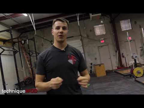 How To Overhead Squat and Top 3 Mobility Drills For OHS - TechniqueWOD