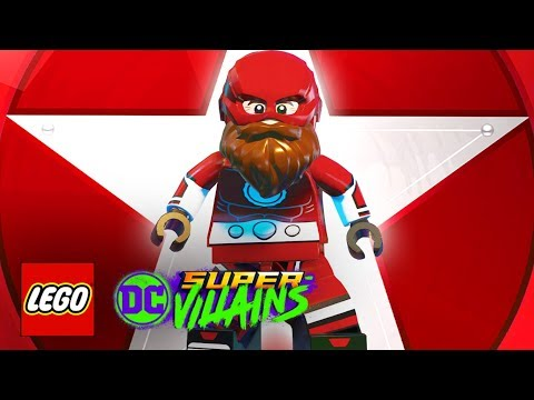 LEGO DC Super-Villains - How To Make Red Guardian (Marvel Studios' Black Widow) - 동영상