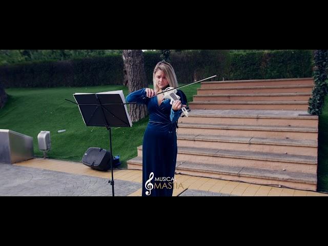 🎻 50 Sombras de Grey | Violinista Electrico | Violines para Bodas | Musical Mastia