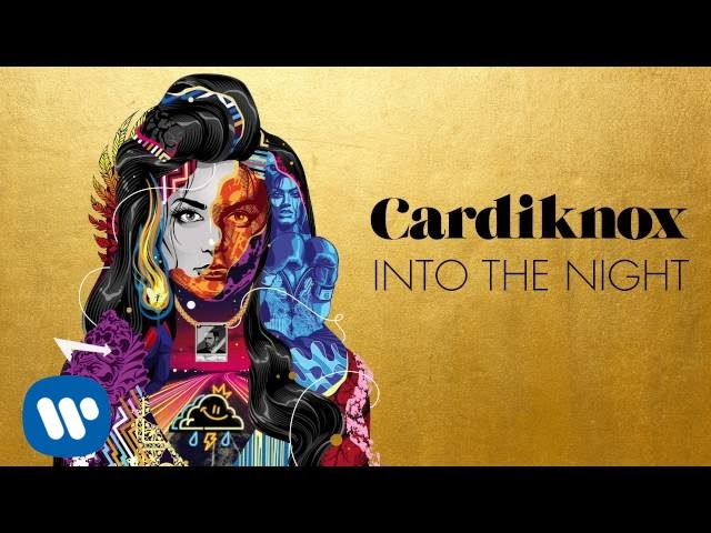 Cardiknox into the night official audio youtube