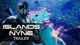 عرض رسمي لأسلوب لعب Islands of Nyne: Battle Royale
