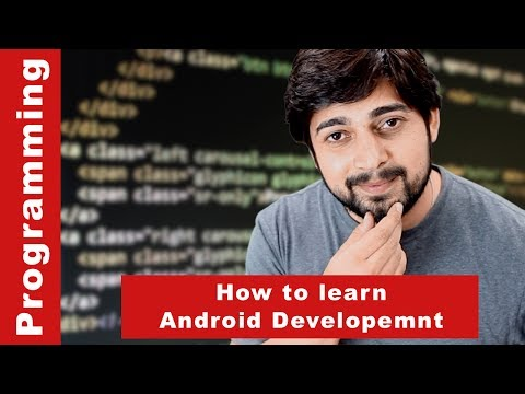 How to learn Android Development in 2017