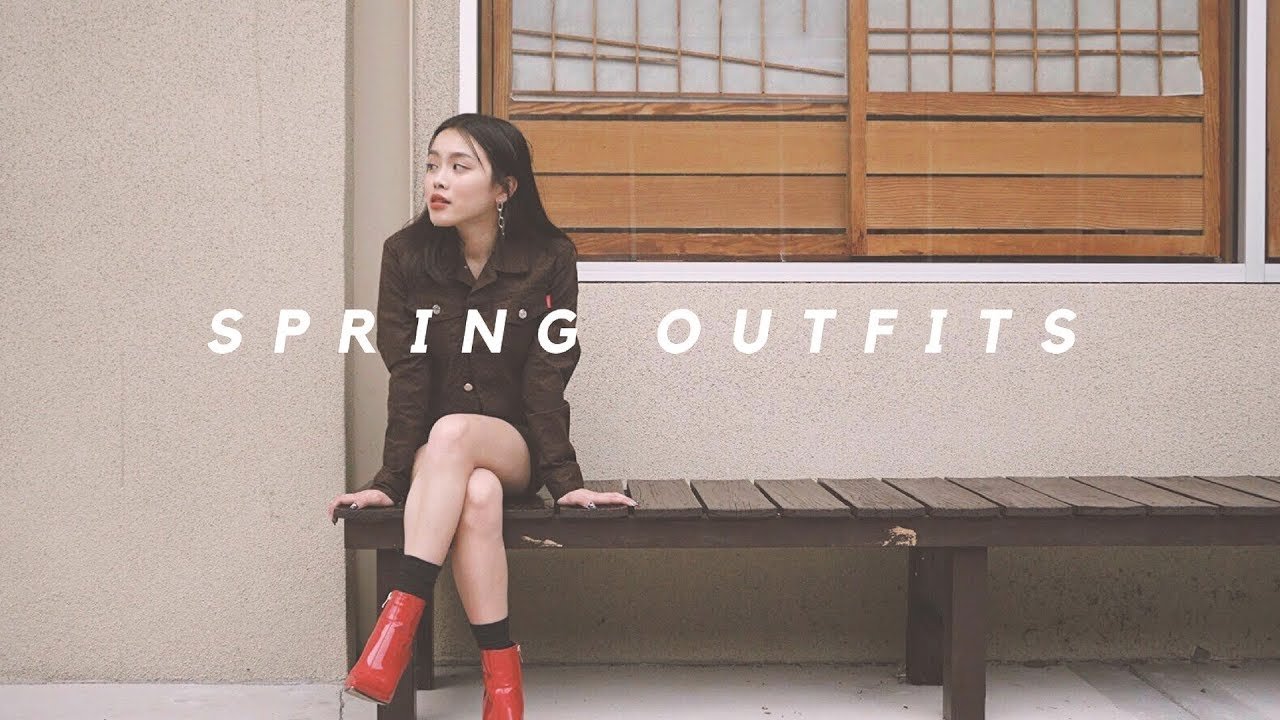 SPRING LOOKBOOK | hyulari 4