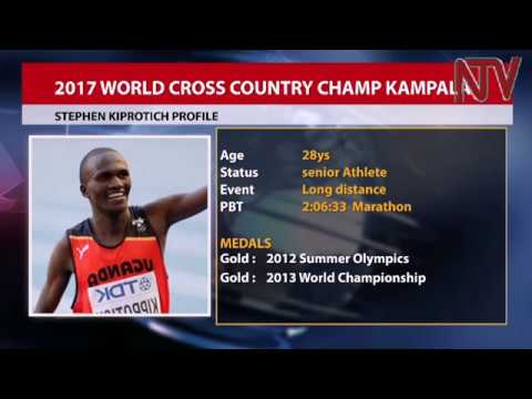 Stephen Kiprotich looks forward to world cross country championships