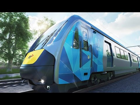 Victoria's Largest Single Order of New Trains
