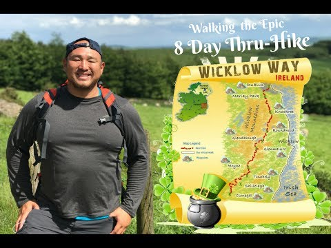 Wicklow Way: An Epic 8 Day Hike Through Ireland