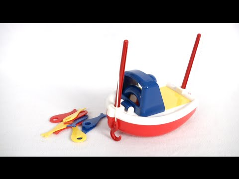 Fishing Boat From Ambi Toys