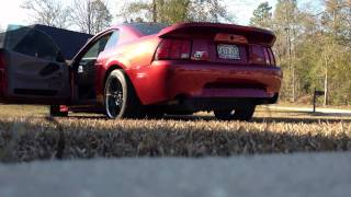 01 mustang gt hitech stage 2 cams