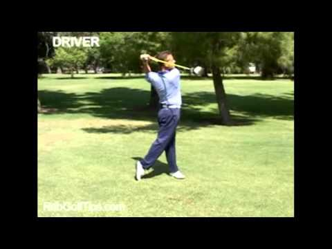The Passive Golf Swing - The Biggiest Secret To Power