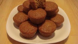 Soft & Delicious Carrot Muffin Recipe
