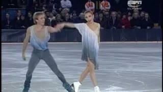 Maya Usova & Alexander Zhulin - Challenge of champions 1995 (London)