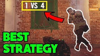 Maverick Counter ?!? AMAZING Tactic - Rainbow Six Siege Gameplay