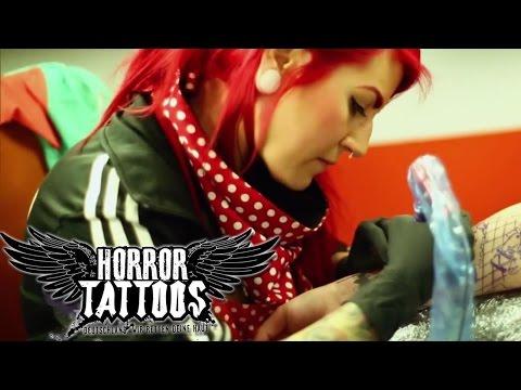 Horror Tattoos | Das Tätowieren | Zwickau | sixx