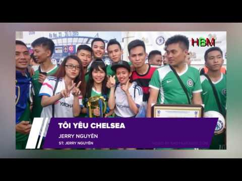 Tôi Yêu Chelsea Karaoke - Jerry Nguyễn