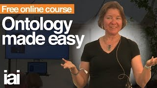 Ontology made easy | FREE COURSE on What Philosophy Can Do