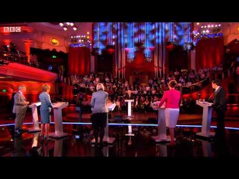 BBC Election Debate 2015   April 16th
