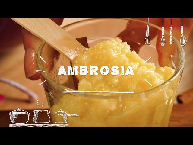Ambrosia - Sabor com Carinho (Tijuca Alimentos)