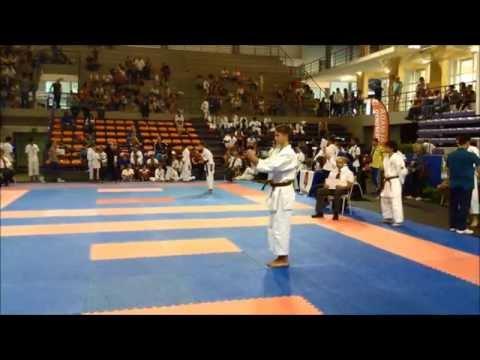 The 16th FSKA World Championship Kata Jiin