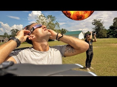 Thumbnail: WHY I TRAVELED 1000 MILES TO STARE AT THE SUN