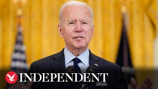 Joe Biden claims April jobs report is 'rebuttal' to idea Americans don't want to work
