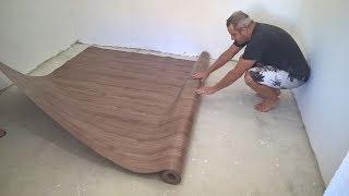 DIY - Mude sua casa, manta vinilica, PISO VINILICO faça você mesmo AQUISEFAZAQUINAOPAGA!