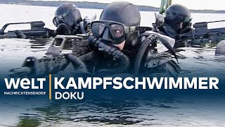 KAMPFSCHWIMMER: SEK M - Die Seals von der Förde | Doku - TV Klassiker