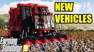 Farming Simulator 19 | NEW VEHICLES & GAMEPLAY TRAILERS