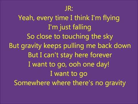 Lecrae-Gravity ft. J.R. w/Lyrics