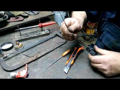 видео: Лифан Х 60 ремонт восстановление фонарей подсветки номерного знака