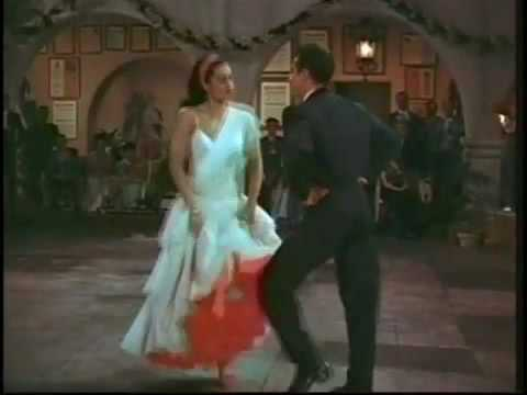tastic Duo!  Cyd Charisse and Ricardo Montalban