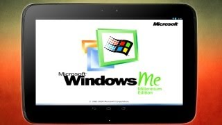 Run Windows ME on Android