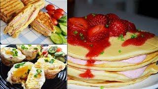 Завтраки на этой неделе