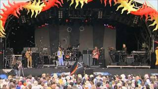 Yes In Glastonbury (2003) Part 4- We Have Heaven & South Side Of The Sky
