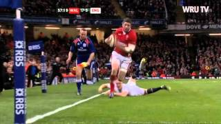 Wales v England 2013 Highlights | WRU TV