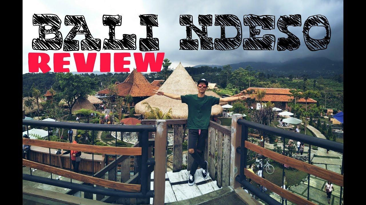 Resto Bali Ndeso Review Bahasa Indonesia Youtube