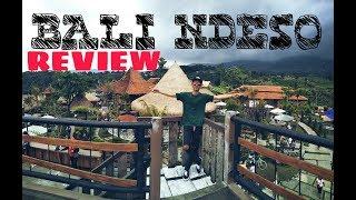 RESTO BALI NDESO review bahasa indonesia