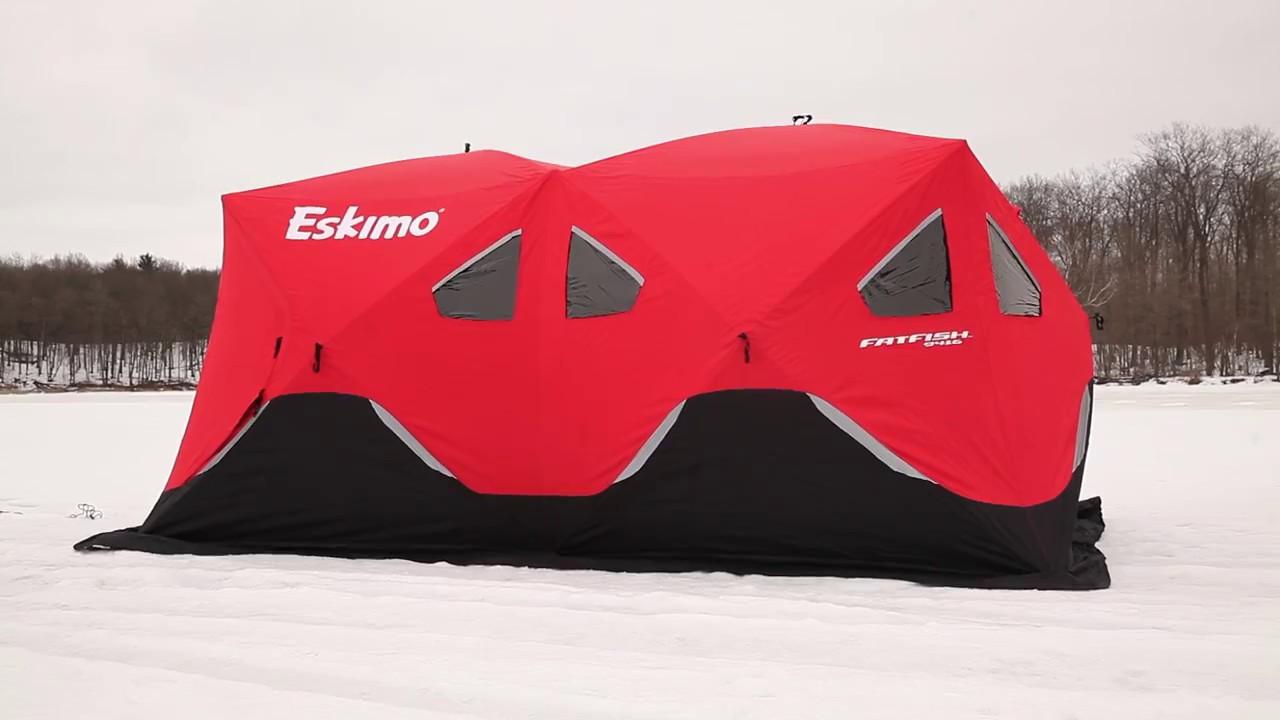 & Eskimo FatFish 9416 u0026 9416i Overview - YouTube