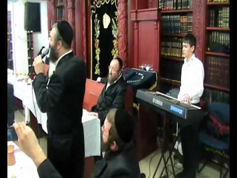 הזמר משה ויינטרוב ''מלאכי רחמים''