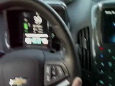 Chevy Volt Road Test 0-60, 0-100MPH - YouTube