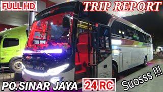 Lain Dari Yang Lain !!! Trip With Po.Sinar Jaya 24 RC