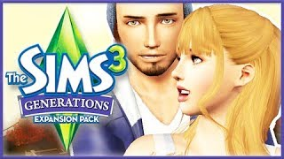 Let's Play: The Sims 3 Generations (Part 13) A new BABY!
