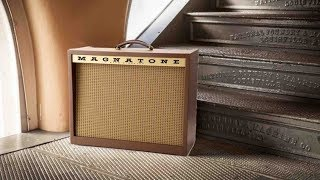 21st Century Magnatone: Magnatone Guitar Amplifiers are Making a Comeback