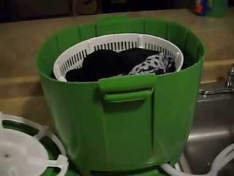 Laundry Pod Washer and Nina Soft Dryer review  YouTube