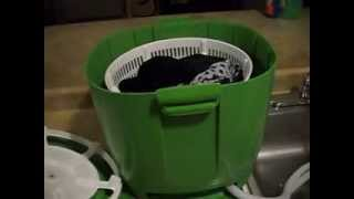 Laundry Pod Washer and Nina Soft Dryer review