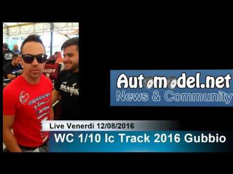 WC Gubbio 2016 - Intervista a Balestri e Mazzeo